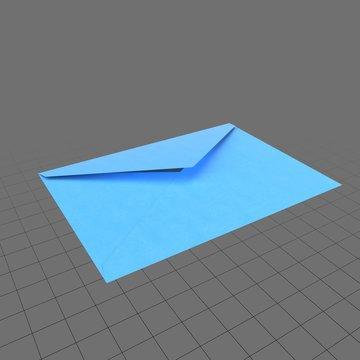 Stationary envelope