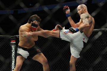 MMA: UFC Fight Night-Cote vs Saunders