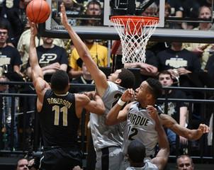 NCAA Basketball: Vanderbilt at Purdue