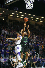 NCAA Basketball: North Dakota at Kansas State