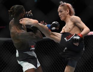 MMA: UFC Fight Night-Sasaki vs Gates