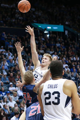 NCAA Basketball: St. Mary's at Brigham Young