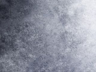 Cool grey travertine marble surface texture with gradation