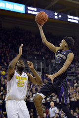 NCAA Basketball: California at Washington