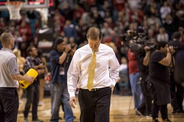 NCAA Basketball: Oregon at UNLV