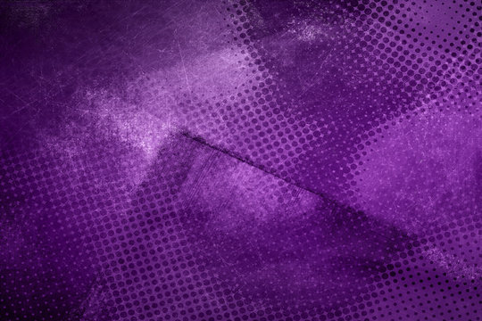 Purple Tone Modern Abstract Art Background Pattern Design