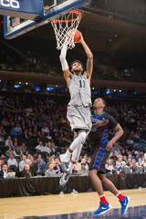 NCAA Basketball: Big East Conference Tournament-Georgetown vs DePaul