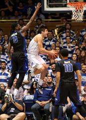 NCAA Basketball: Buffalo at Duke