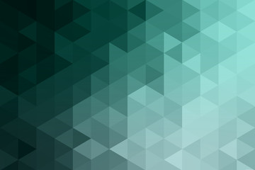 Green Teal Tone Modern Abstract Art Background Pattern Design
