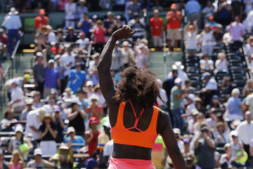 Tennis: Miami Open-Williams v Lisicki