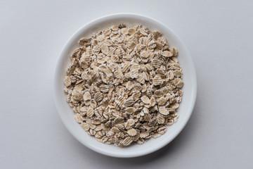 Organic Rolled Barley flakes