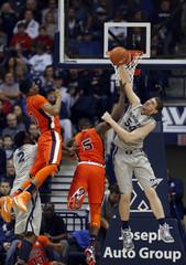NCAA Basketball: Auburn at Xavier