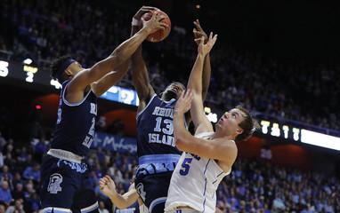 NCAA Basketball: Hall of Fame Tip Off-Rhode Island at Duke
