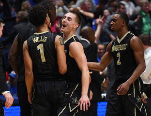 NCAA Basketball: SEC Tournament-Florida vs Vanderbilt