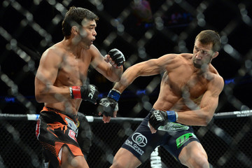 MMA: UFC Fight Night-Machida vs Rockhold