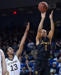 NCAA Basketball: Long Beach State at UC Irvine