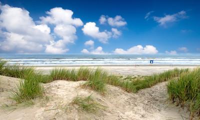 Photo sur Plexiglas La Mer du Nord Nordsee, Strand auf Langenoog: Dünen, Meer, Entspannung, Ruhe, Erholung :)