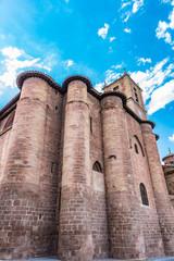Monastery of Santa Maria la Real of Najera, Spain