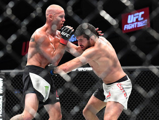 MMA: UFC Fight Night-Cote vs Cerrone