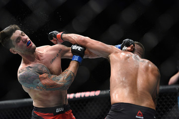 MMA: UFC Fight Night-Marshman vs Janes