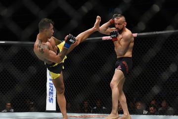 MMA: UFC Fight Night-Madadi vs Silva