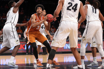 NCAA Basketball: Legends Classic-Texas vs Colorado
