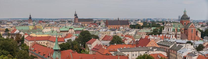 Krakow Panorama I