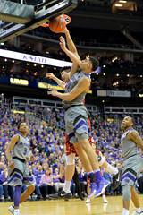 NCAA Basketball: Washington State at Kansas State