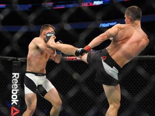 MMA: UFC Fight Night-Rosa vs Bochniak