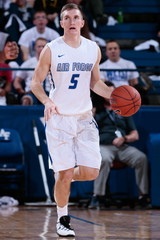 NCAA Basketball: Fresno State at Air Force