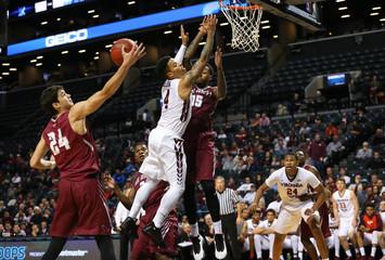 NCAA Basketball: ACC/A10 Doubleheader-Virginia Tech vs St. Joseph