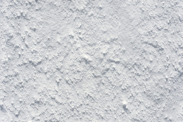 Winter texture, snow clean background for design