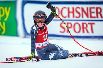 Alpine Skiing: Lake Louise Women's Alpine Ski World Cup