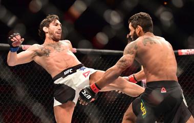 MMA: UFC 190-Viana vs Cannetti