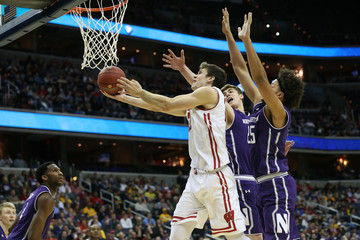 NCAA Basketball: Big Ten Conference Tournament-Northwestern vs Wisconsin