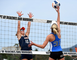 FloSports: FloVolleyball Pepperdine Beach Volleyball Tournament
