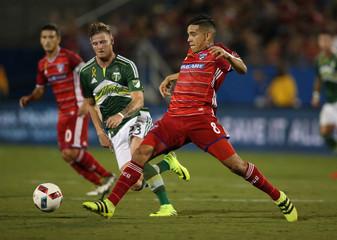 MLS: Portland Timbers at FC Dallas