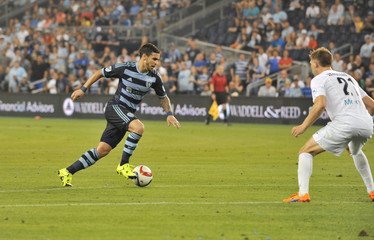 MLS: U.S. Open Cup-Saint Louis at Sporting Kansas City