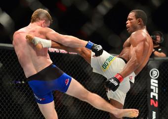 MMA: UFC Fight Night-Trinaldo vs Felder