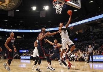 NCAA Basketball: Duquesne at Georgia Tech