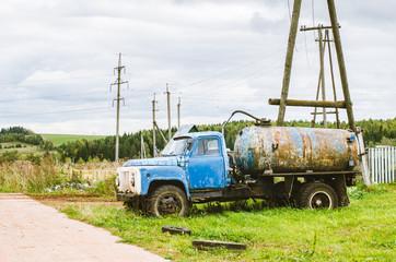 truck tank flusher