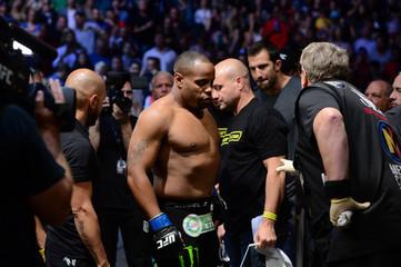 MMA: UFC 187-Johnson vs Cormier