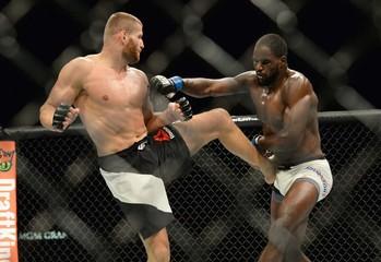 MMA: UFC 191-Anderson vs Blachowicz