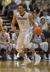 NCAA Basketball: Tennessee at Vanderbilt