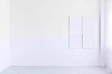 White autistic child's room