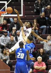 NCAA Basketball: Air Force at Southern Illinois