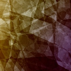 Abstract polygonal mosaic background for use in design.