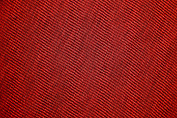 red color simple fabric background