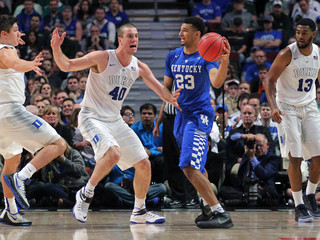 NCAA Basketball: Champions Classic-Duke vs Kentucky