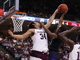 NCAA Basketball: Kansas State at Texas A&M